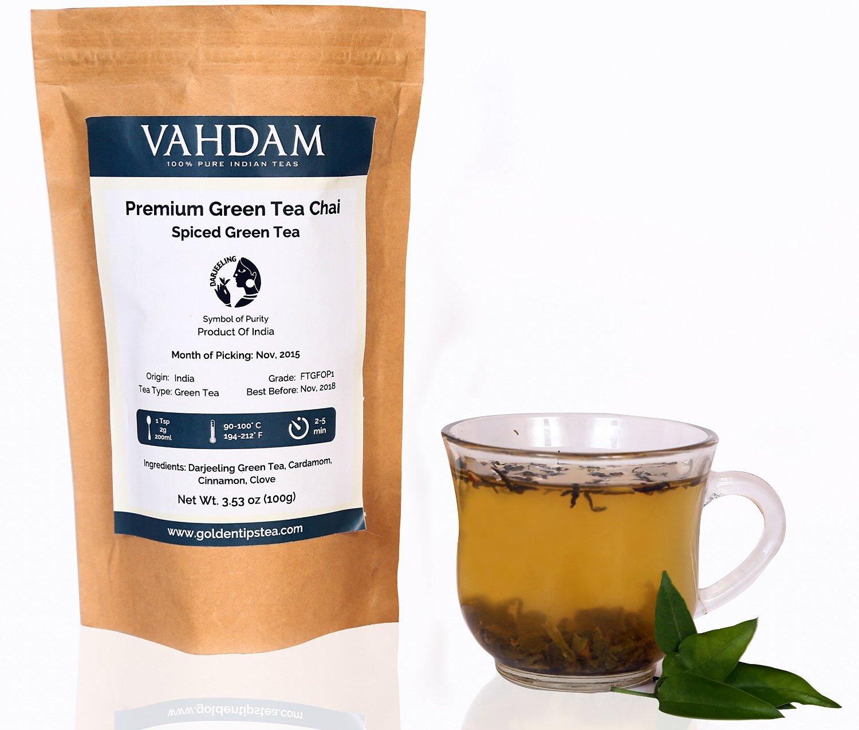 Darjeeling Loose Leaf Masala Chai Tea