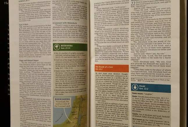 Apply The Word NKJV Study Bible Review on FixItWithFran.com
