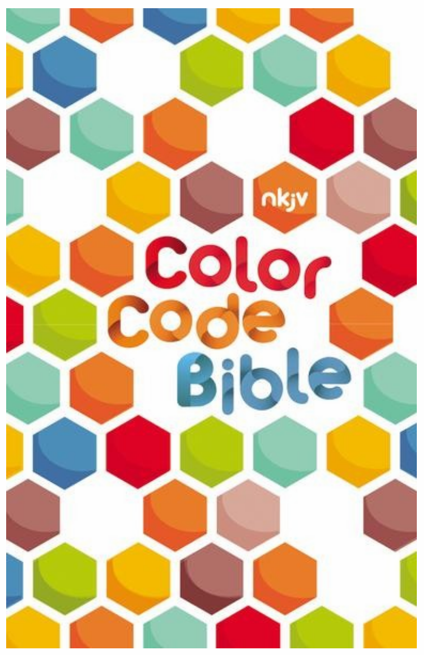 as described by the publisher the color code bible from thomas nelson publishing is packed with bright colors memorization aids and the never ending - Color Code Book