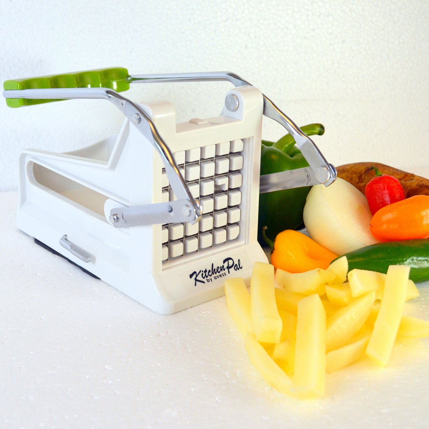 French Fry Potato Cutter Review on FixItWithFran