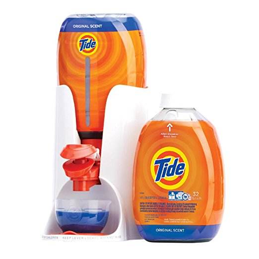 Tide Clean Kit EZ Press Precision Dispensing System Review by FixItFran