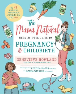 Mama Natural Book Review on Fix It With Fran_com