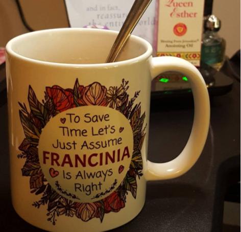 Francinia Mug