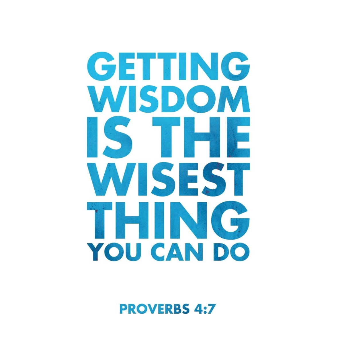 Verse Of The Day Proverbs 4 7 Fix It With Fran All